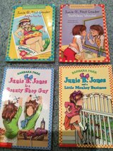 Junie B.,First Grader four books(Barbara Park) in Westmont, Illinois