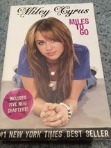 "Miley Cyrus ""Miles to go"" in Naperville, Illinois"
