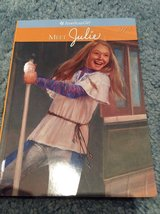 "American Girl doll  book ""Meet Julie"" in Westmont, Illinois"