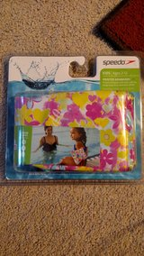 Speedo Kids Ages 2-12 Printed Armbands Pink Hearts/yellow Flowers (T=15) in Fort Campbell, Kentucky