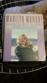 Marilyn Monroe An Appreciation Book in Clarksville, Tennessee