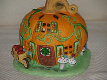 Pumpkin Patch Tealight House in Beaufort, South Carolina