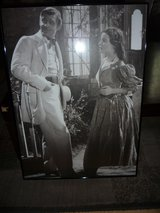 Gone With the Wind framed print in Elgin, Illinois