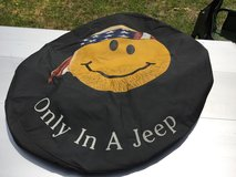 Jeep Tire Cover in Warner Robins, Georgia