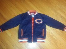 Chicago Bears jacket!! New!! Reduced in Plainfield, Illinois
