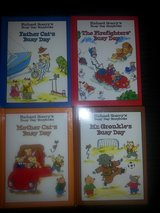 Richard Scarry Busy Day Hardcover Storybooks in Camp Lejeune, North Carolina
