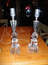 Vintage pair of lamps in Bolingbrook, Illinois