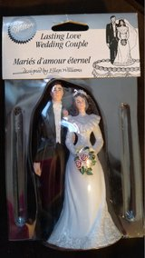 Wilton Lasting Love With Black Tux Figurine Topper (T=15) in Fort Campbell, Kentucky