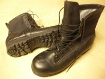 Military, Leather Boots, New - USA, Size 13/14 in Batavia, Illinois