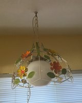Hanging lamp in Travis AFB, California