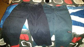 Boys size 6 uniform pants in Hinesville, Georgia