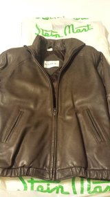 Winter Leather Jacket in Conroe, Texas