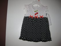 clothes nb outfit cherries and polka dots in Camp Lejeune, North Carolina