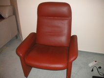 De Sede Leather Recliner with attaman that is in Excellent condition in Ramstein, Germany