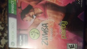 zumba fitness xbox 360 kinect in Fort Riley, Kansas
