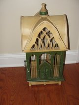 "LARGE DECORATIVE OLIVE GREEN ""BIRD HOUSE"" in Camp Lejeune, North Carolina"