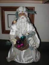 "UNIQUE CHRISTMAS ""SANTA CLAUSE"" 12"" TALL in Camp Lejeune, North Carolina"