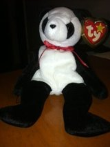 "TY ""FORTUNE"" 1998 PANDA BEAR in Cherry Point, North Carolina"