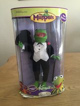 Kermit Porcelain Doll from the Muppets in El Paso, Texas