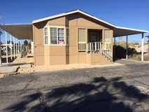 Beautiful mobile home for sale in 29 Palms, California