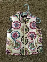 Puffer vest girls toddler in Naperville, Illinois