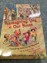 Thanksgiving Day at our House in Naperville, Illinois
