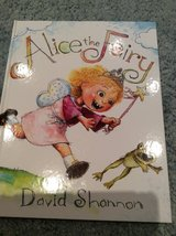 Alice the Fairy(David Shannon) in Naperville, Illinois