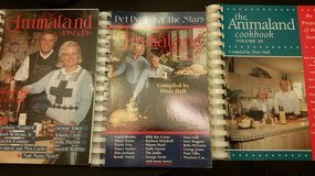 Animaland 3 Piece Cookbook Set in Clarksville, Tennessee