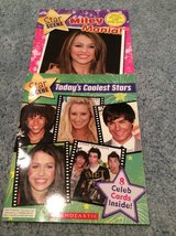 """Star Scene""Miley Mania and Today's Coolest Stars books in Naperville, Illinois"