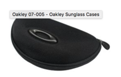 Oakley Sunglasses Case in Fort Eustis, Virginia