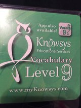 Knowsys cards level 9 in Houston, Texas