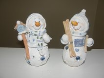 "NEW ""CHRISTMAS SNOWMAN"" STATUES 7"" TALL in Camp Lejeune, North Carolina"