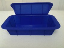 Reynolds Blue Silicone Loaf Pan in Eglin AFB, Florida