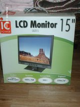 """15"""" COMPUTER LCD MONITOR WITH BOX in Biloxi, Mississippi"""