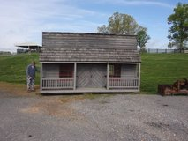 Playhouse in Fort Campbell, Kentucky