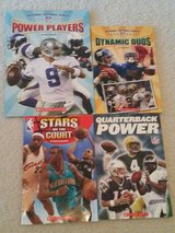 Childrens NFL/NBA Books in Joliet, Illinois