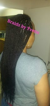 HAIR BRAIDING:MICRO/TREE BRAID*DREADS* WEAVE* BOX BRAIDS* SENEGALESE TWISTS in Oceanside, California