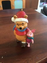 Hallmark Winnie the pooh and piglet Ornament in Batavia, Illinois