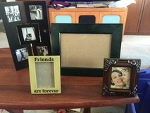 Different sizes and styles picture frames in Batavia, Illinois