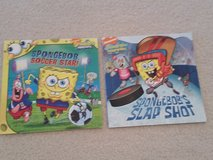 Sponge Bob Books in Joliet, Illinois