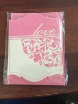 Package of Michael's wishful thinking pink cards in Batavia, Illinois