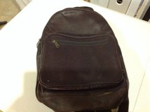 Leather backpack in Naperville, Illinois