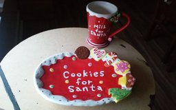 Cookies & Milk for Santa in Conroe, Texas
