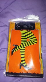 ADULT HALLOWEEN TIGHTS NEVER BEEN USED STILL IN PACKAGE in Kansas City, Missouri