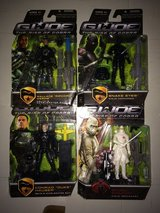 G.I. Joe's action figures for sale in Okinawa, Japan