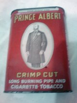 VINTAGE PRINCE ALBERT TOBACCO BOX in Shreveport, Louisiana