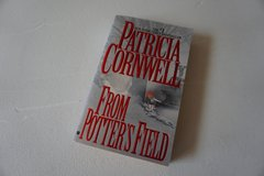 From Potter's Field by Patricia Cornwell in Bolingbrook, Illinois
