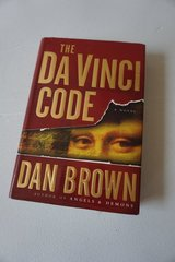 The Da Vinci Code by Dan Brown in Bolingbrook, Illinois