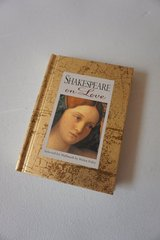 Shakespeare on Love (Hallmark Book) in Bolingbrook, Illinois
