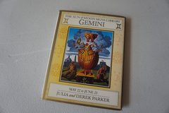 Hardcover Gemini Book by the Sun and Moon Signs Library in Bolingbrook, Illinois